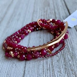 Kendra Scott Supak Stacking Bracelet Set NEW